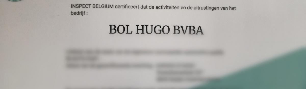 Certificering Quality